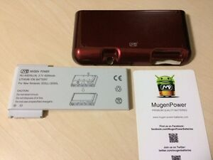 New Mugen Extended Battery for New Nintendo 3DS XL Beaumont Hills The Hills District Preview