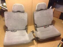 Nissan Patrol 3rd row seats Crows Nest North Sydney Area Preview