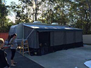 32 foot spaceland scenic deluxe custom caravan for sale Morayfield Caboolture Area Preview