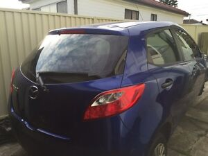 Mazda 2 rear doors Regents Park Auburn Area Preview
