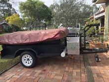 Camper Trailer For Sale Claremont Meadows Penrith Area Preview