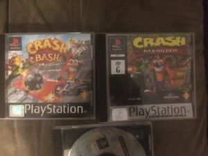 Crash bandicoot games Barrack Heights Shellharbour Area Preview