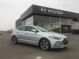 2017 Hyundai Elantra Limited SE Heated Leather- Navigation-Bl...