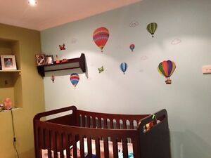 Nursery Baby Cot- Convertible Cot/Sofa Day Bed/Jnr Bed Designer Prospect Blacktown Area Preview