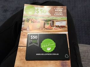 Free Hello Fresh Voucher Pearsall Wanneroo Area Preview