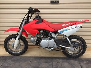 Honda CRF-50 Tranmere Campbelltown Area Preview