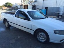 2007 ford falcon ute Safety Bay Rockingham Area Preview