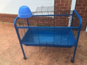 Indoor rabbit/ Guinea pig cage Roxburgh Park Hume Area Preview