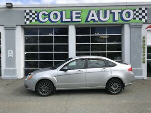 2009 Ford Focus SES Fully serviced and Inspected!  Only $4495