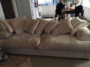 Beautiful Australian made 3 seater couch Manly Manly Area Preview