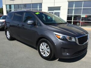 2018 Kia Sedona LX+  Full warranty to 100k. Camera, power doors