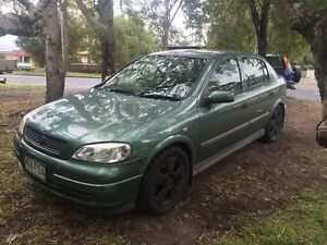 2000 Holden Astra TS with REGO &a RWC Ashmore Gold Coast City Preview