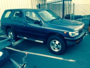Nissan Pathfinder wrecking for parts or sell whole Wollongong Wollongong Area Preview