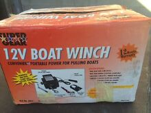 New 12 volt electric boat winch Yandina Maroochydore Area Preview