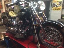Harley Fatboy Custom Project Sinagra Wanneroo Area Preview