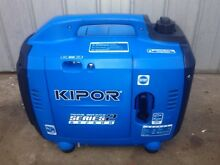 KIPOR GS2600 SERIES2 GENERATOR. AS NEW. CARAVAN CAMPING Murray Bridge Murray Bridge Area Preview