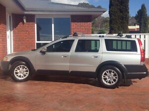 My 07 Volvo XC70 Wagon (TURBO) Devonport Devonport Area Preview