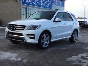 2015 Mercedes-Benz M-Class ONE OWNER
