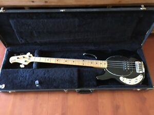 Musicman Left Handed Stingray Bass Quakers Hill Blacktown Area Preview
