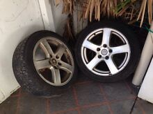 3x 17 inch Holden Commodore Mags Torquay Fraser Coast Preview