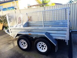 Box trailer (8x5) for hair Doonside Blacktown Area Preview