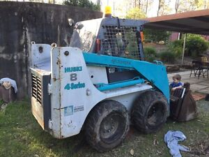 Bobcat hire Chambers Flat Logan Area Preview