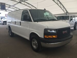 "2018 GMC Savana 2500 Work Van REAR VISION CAMERA, 16"" WHEELS,..."