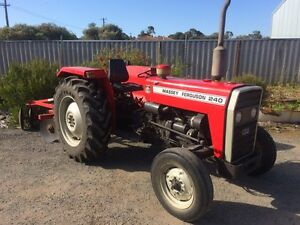 Massey Ferguson 240 Wattleup Cockburn Area Preview