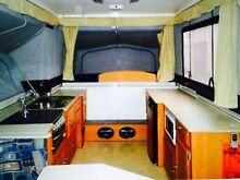 Coromal Silhouette 451 camper trailer 2010 Deception Bay Caboolture Area Preview