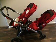 Baby jogger city select double pram Old Noarlunga Morphett Vale Area Preview