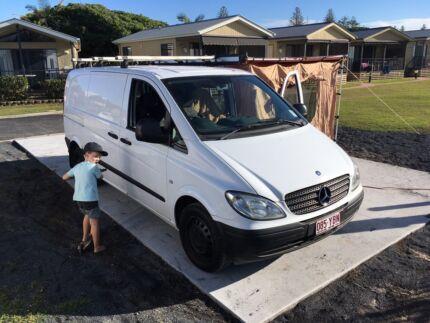 2384f0ca37 Mercedes Vito Van