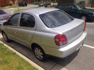 2000 TOYOTA ECHO WITH RWC AND REGO Dandenong Greater Dandenong Preview