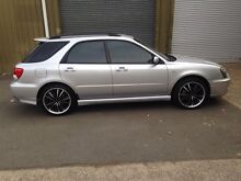 Subaru Impreza RS hatch 2004 Campbelltown Campbelltown Area Preview