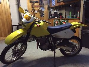DR-Z 250 for sale Heyfield Wellington Area Preview