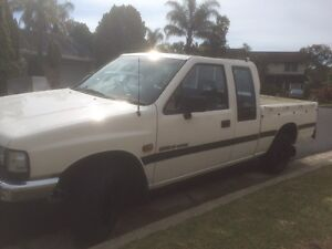 1993 Holden Rodeo TF Space Cab Manual Sylvania Waters Sutherland Area Preview