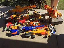 Nerf gun collection- used Narraweena Manly Area Preview