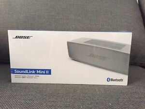 BOSE Soundlink Mini II Rochedale Brisbane South East Preview
