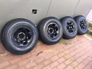 Wheels with Tyres Eden Hill Bassendean Area Preview