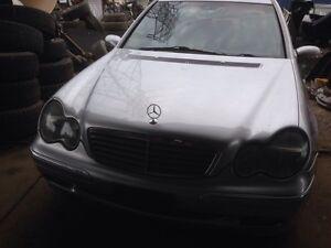 Mercedes Benz C200 kompessor w203******2002 2003 200 Seven Hills Blacktown Area Preview