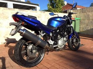 Hyosung 650 lams approved motorcycle Bayswater Bayswater Area Preview