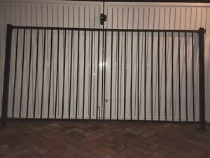 Pool Fencing - Black - 18 Lineal Metres (CAN DELIVER) Bayswater Bayswater Area Preview