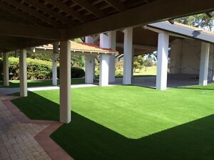 Synthetic grass artificial turf fake lawn Malaga Swan Area Preview