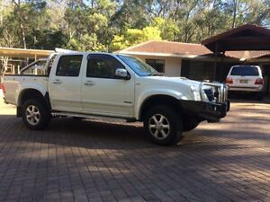 2007 HOLDEN RODEO RA LT 4x4 TURBO DIESEL MANUAL Brookfield Brisbane North West Preview