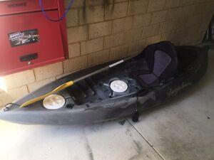 2.6m Vagabond Ocean Kayak Byford Serpentine Area Preview