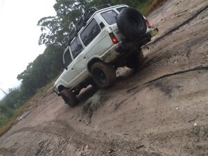60,s series landcruiser no rego good condition! Tingira Heights Lake Macquarie Area Preview