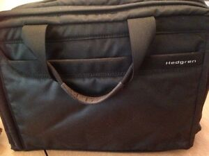 Hedgren soft expandable briefcase Cremorne North Sydney Area Preview