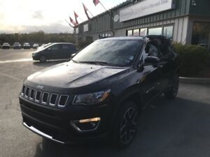 2017 Jeep Compass Limited BACKUP CAMERA/4X4/LOADED/LEATHER/PO...