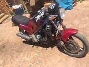 1987 Honda VTZ 250 Road Bike Cafe Racer Motorbike.  Mornington Mornington Peninsula Preview