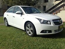 Holden Cruze CDX 2009 Bar Beach Newcastle Area Preview