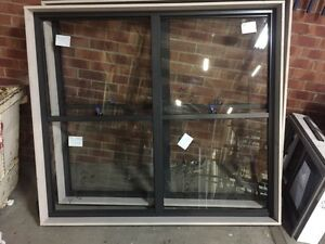 2 x Double Hung windows Broadmeadow Newcastle Area Preview